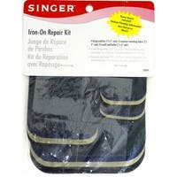 Iron-On Patches Repair Kit 16/Pkg