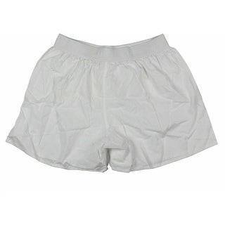 Lupo Mens Pinstripe Cotton Boxers - S