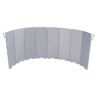 AceCamp Aluminum Windscreen 8 Folds