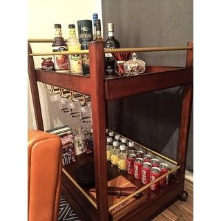 I Love Living Wood Bar Cart