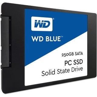 "Wd Blue Wds250g1b0a 2.5"" 250Gb Internal Ssd Solid State Drive With Sata 6Gb/S"
