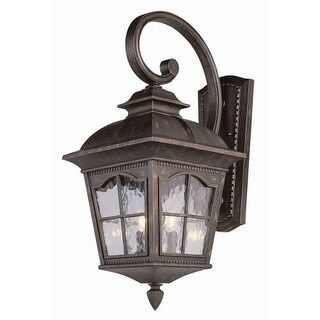 Trans Globe Lighting 5420 Three Light Outdoor Wall Sconce from the Chesapeake Collection