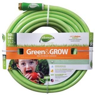 """Element ELGG58050 Green & Grow Garden Hose, 5/8"""" x 50'"""