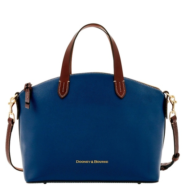 Dooney & Bourke Leather Small Gabriella (Introduced by Dooney & Bourke at $248 in Oct 2016) - Navy