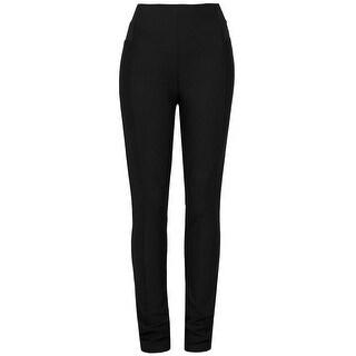 NE PEOPLE Women's Casual Slim Fit Pull On Dress Pants Plus 1X-3X