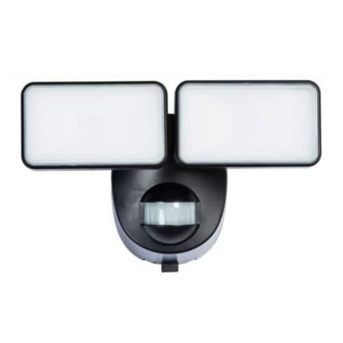 Health Zenith HZ-7161-BK Motion Security LED Light, Black