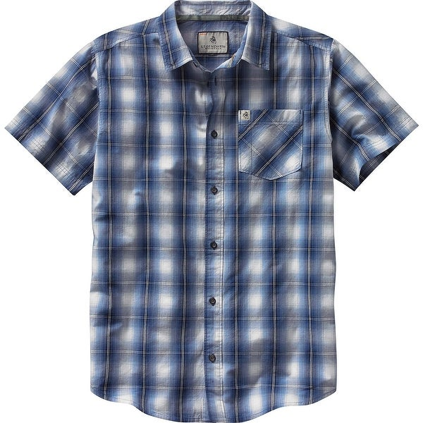 Legendary Whitetails Mens Drifter Plaid Shirt