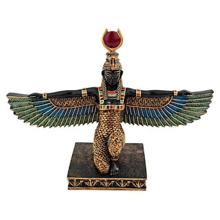 Design Toscano Isis, Egyptian Goddess of Beauty Statue