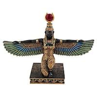 Shop Design Toscano Osiris, Isis and Horus Egyptian Gods Statue