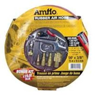 Amflo 552-50AK-5 Air Hose Kit, Red