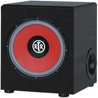 "Bic America Rtr-Ev1200 12"" 475-Watt Rtr Eviction Series Front-Firing Powered Subwoofer"