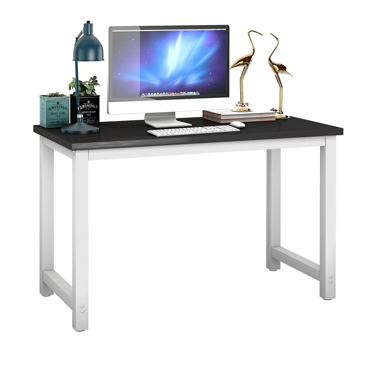 Computer Desk PC Laptop Table Study Workstation Student Home Office Furniture