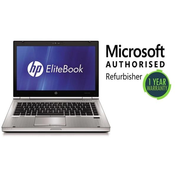 Refurbished HP 8460P Intel i5 -2.5 4GB 128GBSSD DVDR14.0 Windows 10 Pro