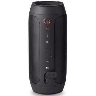 JBL Pulse 2 Wireless Portable Splashproof Speaker (Black)
