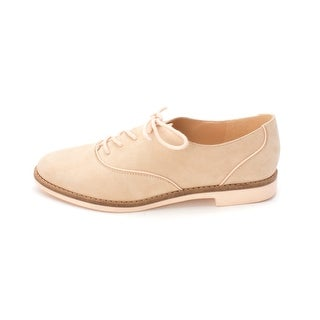 Cole Haan Womens Loreliesam Closed Toe Oxfords