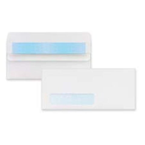 Invoice Envelopes- Strd Window- No.10- 4-.50in.x9-.50in.- WE