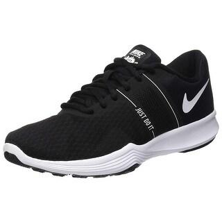 Nike Women's City Trainer 2 Training Shoe (8 B(M) Us, Black/White)