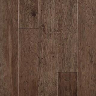"Mohawk Industries BCE14-HIC  Tribal Ridge 6-1/2"" Wide Handscraped Engineered Hickory Hardwood Flooring - Sold by Carton (24.3"