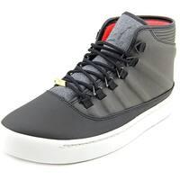 Jordan WestBrook 0 Holiday Men  Round Toe Leather Black Sneakers
