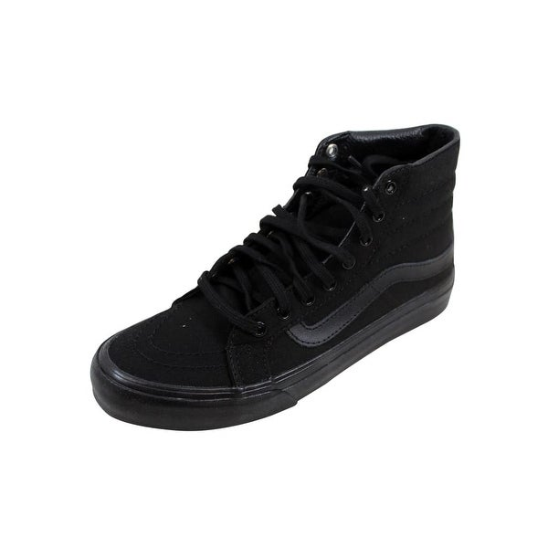 98a7a72a0f5c Shop Vans Men's SK8 Hi Slim Metallic Glitter Black nan VN0A32R2OOQ Size 5.5  - Free Shipping Today - Overstock - 22919272