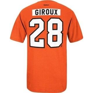 Claude Giroux Philadelphia Flyers Mens Reebok Premier T-Shirt 2XL
