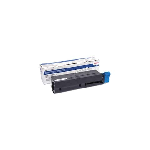OKI Toner Cartridge - Black 45807105 Toner Cartridge