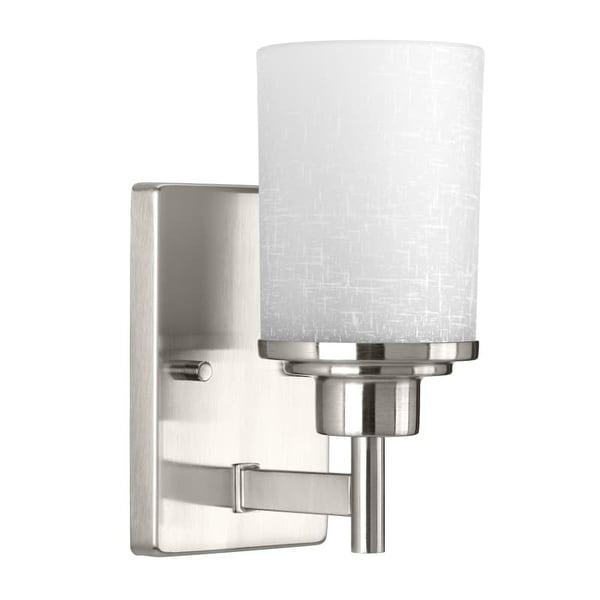 Miseno MLIT-11047-BH1 Elysa Bathroom Wall Sconce - Reversible Mounting Option