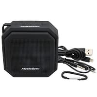 MobileSpec MBS14102 Wireless Bluetooth Portable Light-Up Speaker