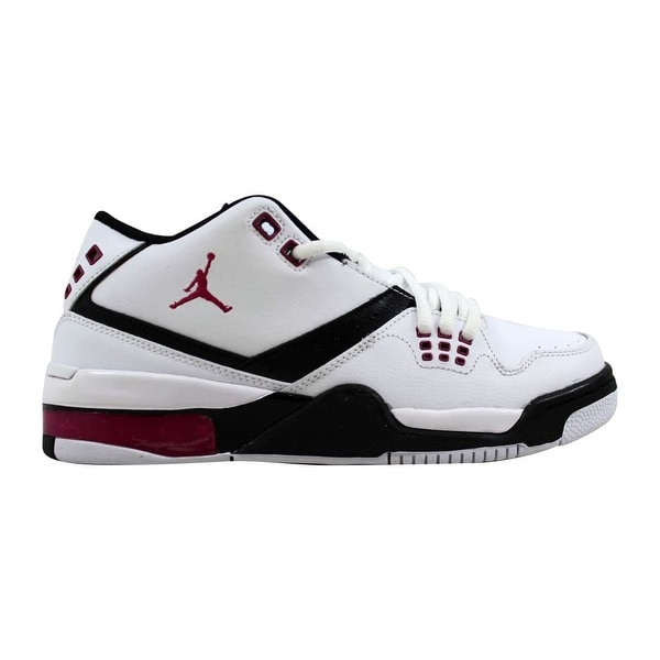 1ae12559552adb Nike Air Jordan Flight 23 GG White Sport Fuchsia-Black 768910-119 Grade