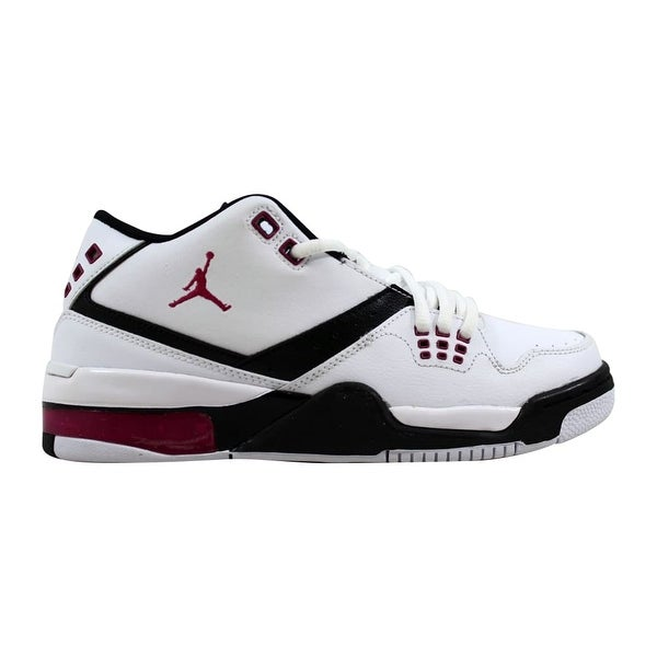info for 22951 a8c62 Nike Air Jordan Flight 23 GG White Sport Fuchsia-Black 768910-119 Grade