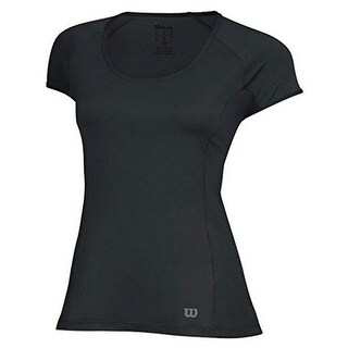 Wilson Womens Nvision Elite Cap Sleeve Top