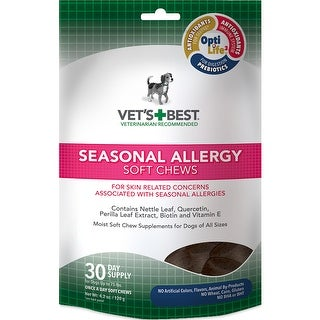 Seasonal Allergy - Vet's Best Soft Chews