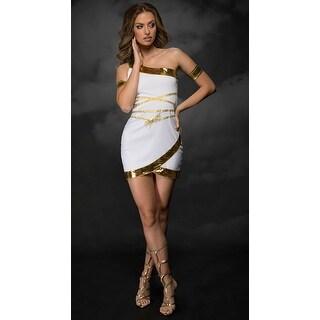 Worship Me Goddess Costume, Value Goddess Costume