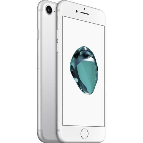 "Apple iPhone 7 32GB 4.7"" 4G LTE Verizon Unlocked,Silver (Refurbished) - Silver"