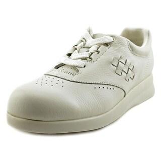 P.W. Minor Leisure Women W Round Toe Leather  Fashion Sneakers