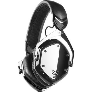V-MODA Crossfade Bluetooth Headphones (Phantom Chrome)