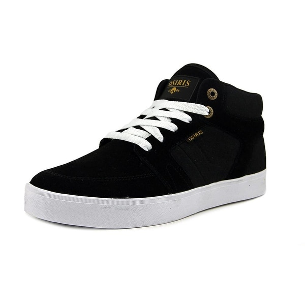 Osiris Helix Men Black/Black/Copper Skateboarding Shoes
