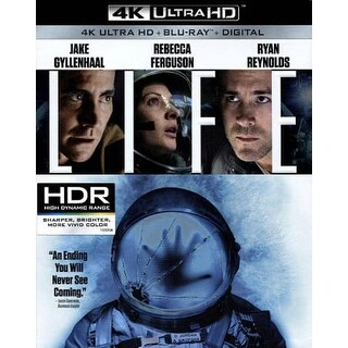 Life - 4K Ultra HD Blu-ray