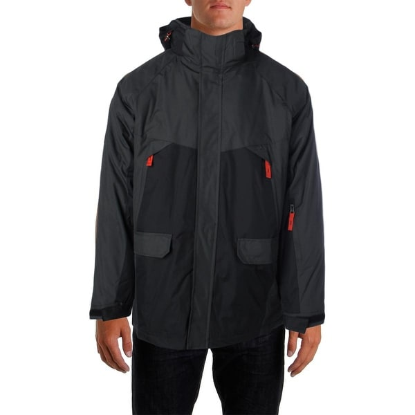 Izod Mens Systems Jacket 3-in-1 Coat