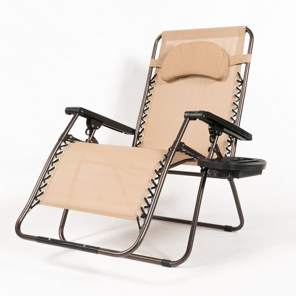 Shop Belleze Extra Large Oversized Zero Gravity Chair