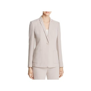 Elie Tahari Womens Wendy One-Button Suit Jacket Long Sleeve Notched Collar (More options available)
