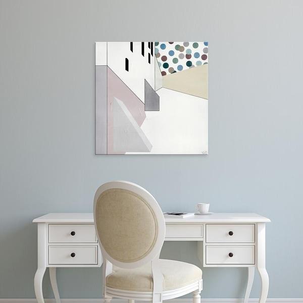 Easy Art Prints Nicolai Kubel Olesen's 'Perspektive II' Premium Canvas Art