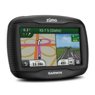 Refurbished Garmin Zumo390LM 4.3-inch Motorcycle GPS w/ Lifetime Map & Bluetooth - Hands-Free Calling