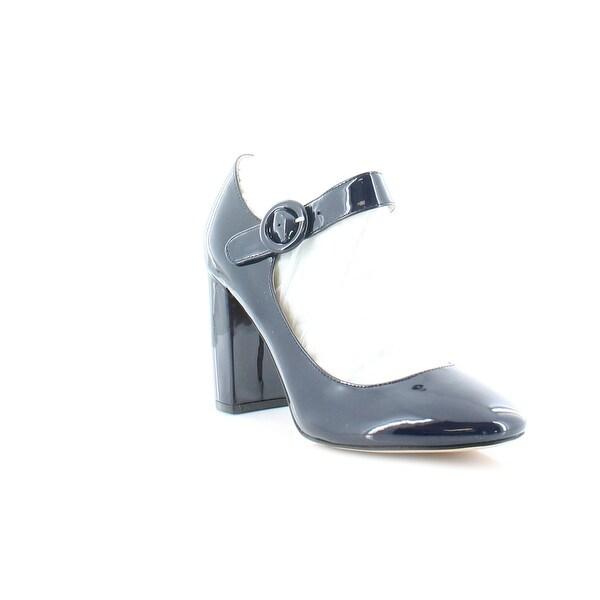 Marc Fisher Shaylie Women's Heels Dark Blue