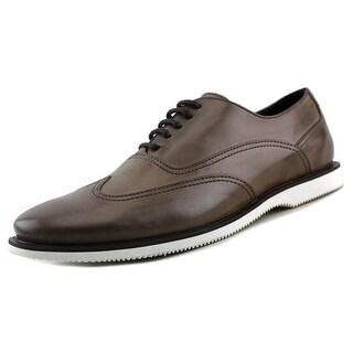 Hogan H262 FRANCESINA Wingtip Toe Leather Oxford