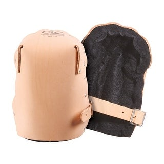 CLC 309 Heavy Duty Leather Kneepads, Leather, Brown
