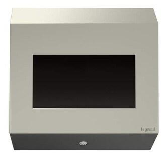 Legrand APCB5TM1 adorne Under Cabinet Control Box 2 Gang - titanium