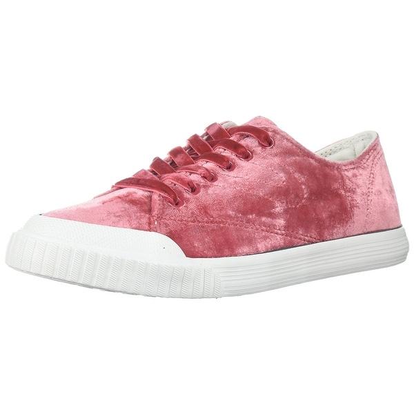 Tretorn Women's Marley4 Sneaker, Begonia, Size 7.5