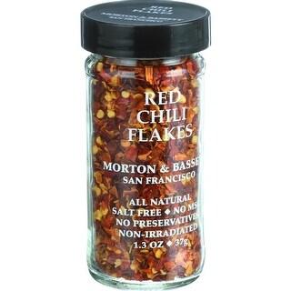 Morton & Bassett - Chili Flake Seasoning ( 3 - 1.3 OZ)