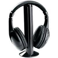 Naxa NAXNE922AB Naxa NE-922A 5 in 1 Wireless Headphone System